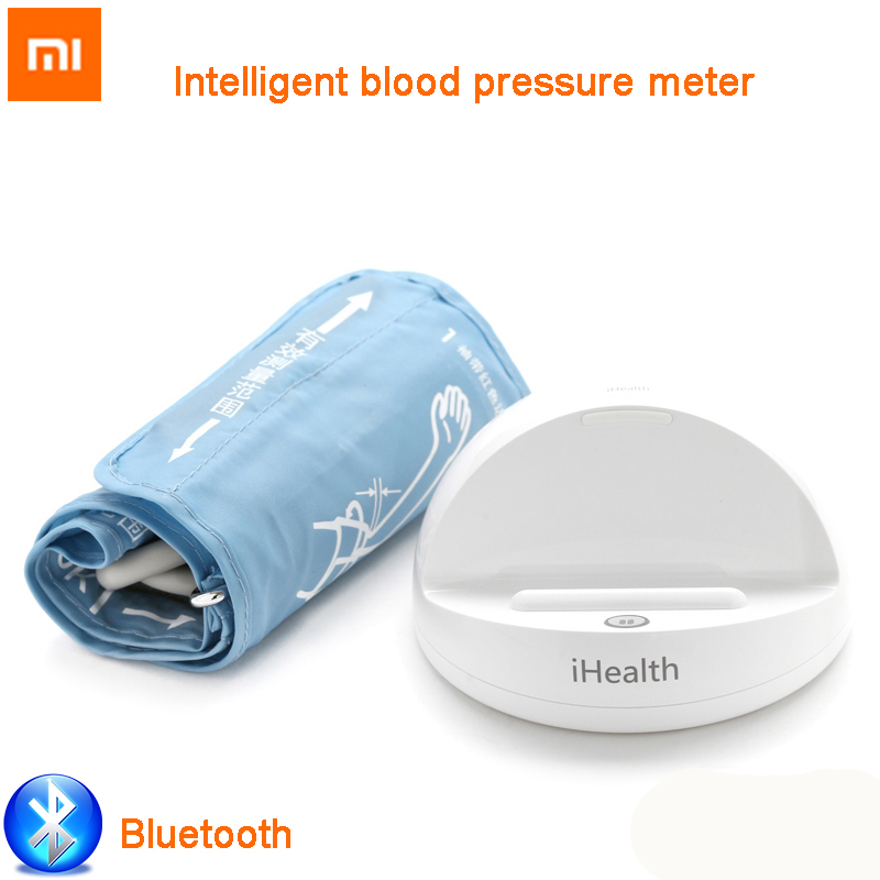 Home Appliance Parts Personal Care Appliance Parts Xiaomi Mijia Ihealth Smart Blood Pressure Meters Dock Monitoring System For Xiaomi Mi Home App To Smart Phones Bluetooth Version