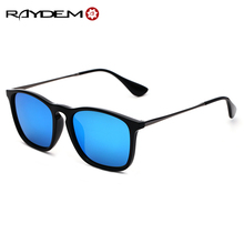 RAYDEM TR90 mens polarized Mirror Sun Glasses Male Driving Fishing Outdoor Eyewears Accessories Sunglasses For Men brand 5510