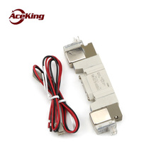 AceKing cylinder knitting machine two-position five-way solenoid valve SY3220-5LZD-M5 air pump with high frequency control valve
