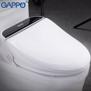 Image 5 - GAPPO חכם מושב אסלה בידה חשמלי בידה מושב אסלת כיסוי אסלה אינטליגנטית חשמלית מושב חום יושב תינוק traing כיסא