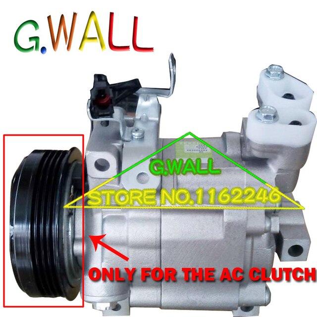 US $29 0 |DKV10R DKV 10R AC Compressor Clutch For Car Subaru Forester  Impreza 73111fg001 73111 SA010 73111SA010 506021 7572 5060217572-in