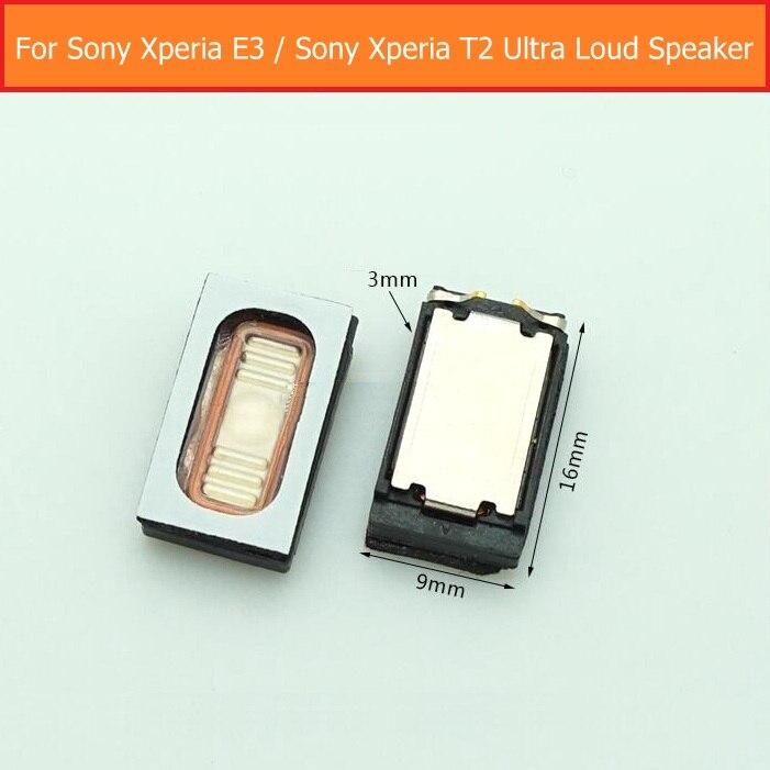 100% New Genuine Louder Ringer Loudspeaker For Sony Xperia E3 D2203 D2206 D2243 D2202 Loud Speaker Buzzer Replacement Parts