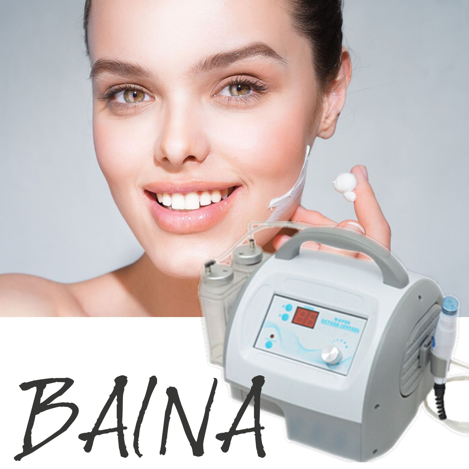 Professional Hydro Dermabrasion Facial Machine Water Peeling Diamond Microdermabrasion Machine Keep Facial Hydrated Deep Clean