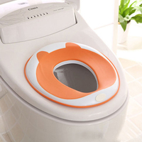 Pouch Kids Baby Folding Potty Seat Cushion Cover Toilet Training Safe Seat Pad