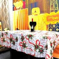 Neueste Weihnachtsschmuck für Zu Hause Esstisch Party Weihnachten Stuhlabdeckung Ornament 120 cm * 150 cm Parteien Und Feiern