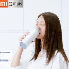 Xiaomi 316 Vácuo copo de isolamento de temperatura integrado e sensor de gravidade 360 ML copo de água de Aço Inoxidável garrafa térmica com inteligente