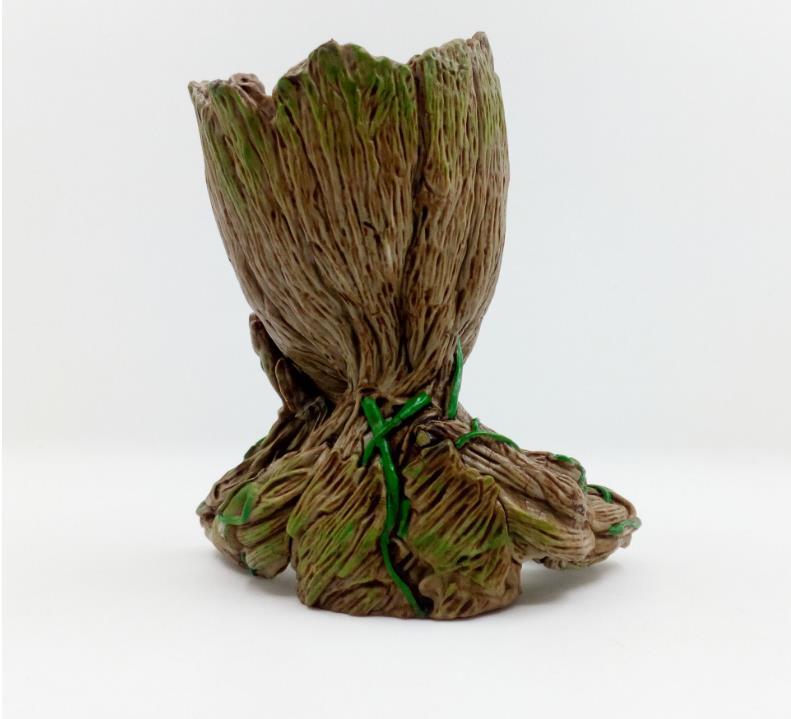 Grote Resin Pot Sculpturenordic Resin Creative Art Tree Vase Home