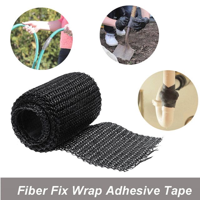 Fiber Fix Wrap Strong Adhesive Tape