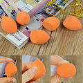 2Pcs/Set Makeup Foundation Sponge Blender Puff Beauty Convenient Sponge 2017 New Fashion Brand Flawless Smooth