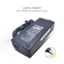 100% Authentic 19V 6.32A 120W 6.Three*Three.0mm Laptop computer DC Charger for Lenovo 41A9734 ADP-120ZB BB 36001857 0B56090 54Y8865 AC Adapter