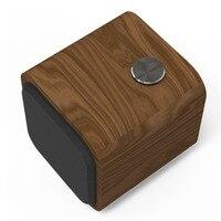 GDLYL 10W HiFi Wooden Bluetooth Speaker Subwoofer Wireless Portable Speaker Mini Outdoor Speakers Surround Music Loudspeaker