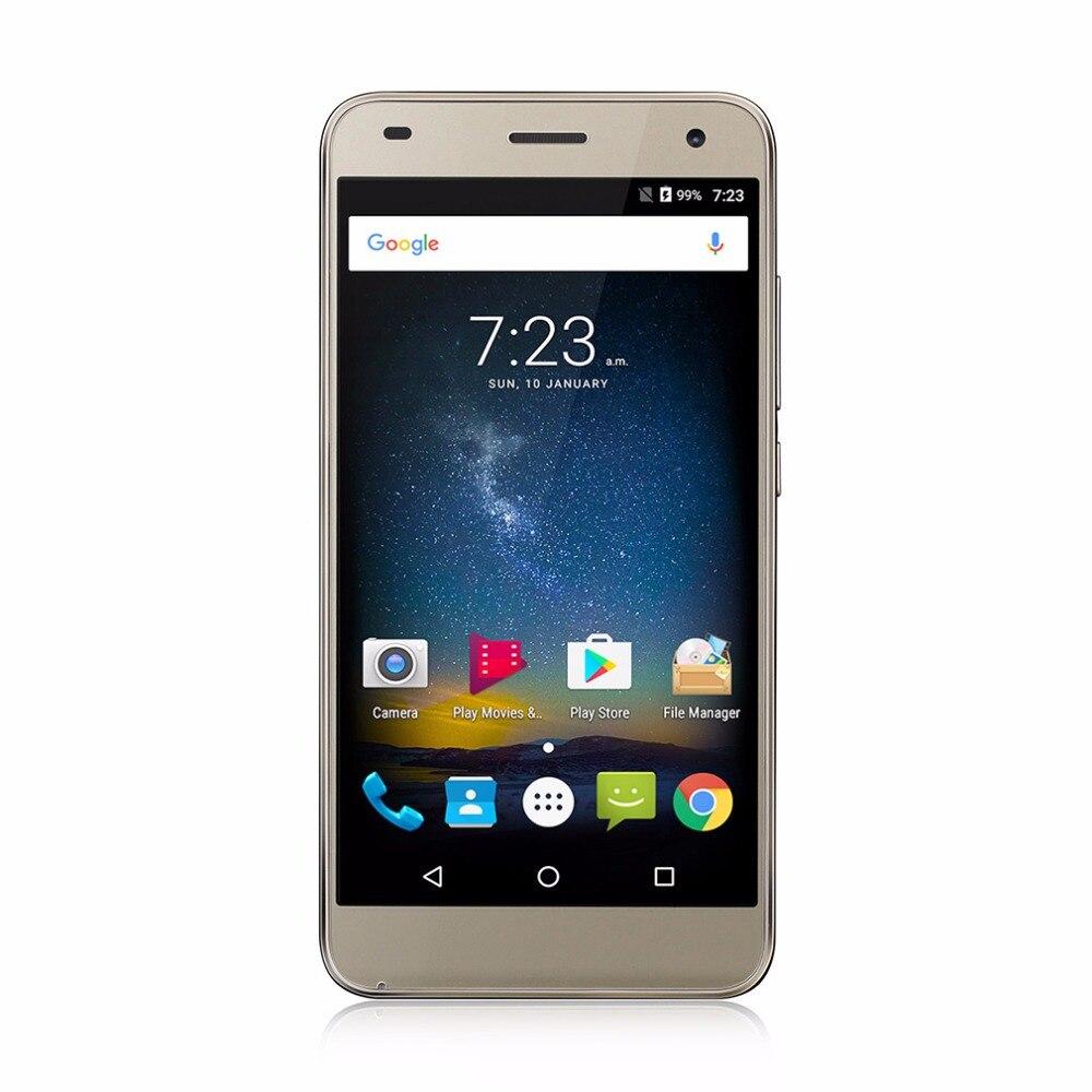 Uhans H5000 Original 4G Teléfono Móvil Android 6.0 5 Pulgadas MTK6737 Quad Core