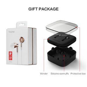 Image 5 - 1 יותר 1M301 נהג דינמי ב אוזן אוזניות אוזניות עם מיקרופון עבור טלפון ארגונומי נוחות, צליל מאוזן, כבל חינם סבך