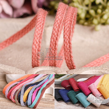 50/100yards 6/10/16/25/40mm braid ribbon for head band accessories gift packing decorative supplies party decoration