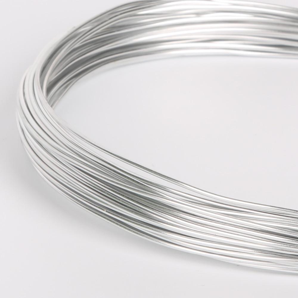Hohe Qualität 10 mt 18 gauge (1mm) Aluminium Draht Weichen Metall ...
