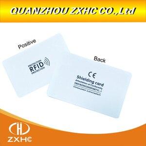 Image 3 - Carte antivol RFID, NFC, 1 pièce/lot, Module de protection anti vol, carte de blocage, cadeau
