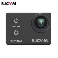 SJCAM SJ7 STAR Motion Camera Outdoor Waterproof DV Sports Camera Aerial Shooting Diving Anti Shake Camera HD 4K Sports Camera