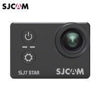 SJCAM sj7 Star движения Камера открытый Водонепроницаемый DV Спорт Камера Aerial Стрельба Дайвинг анти shake Камера HD 4 К спортивные Камера
