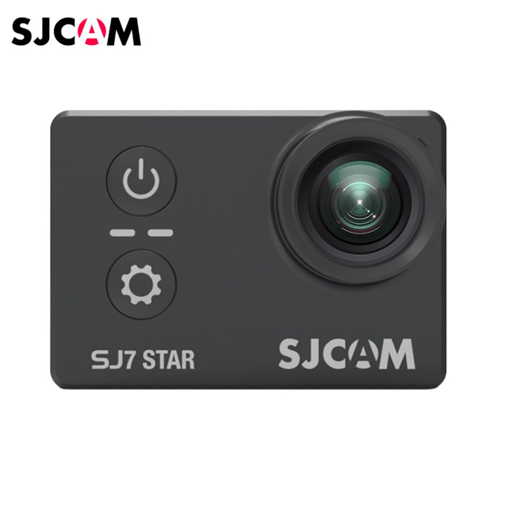 SJCAM SJ7 STAR Motion Camera Outdoor Waterproof DV Sports Camera Aerial Shooting Diving Anti-Shake Camera HD 4K Sports Camera