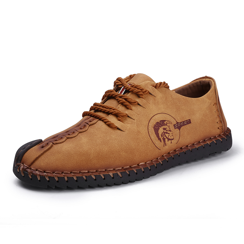 2017 new hot men leather casual shoes men zapatos hombre chaussure fashion sapato masculino zapatillas deportivas