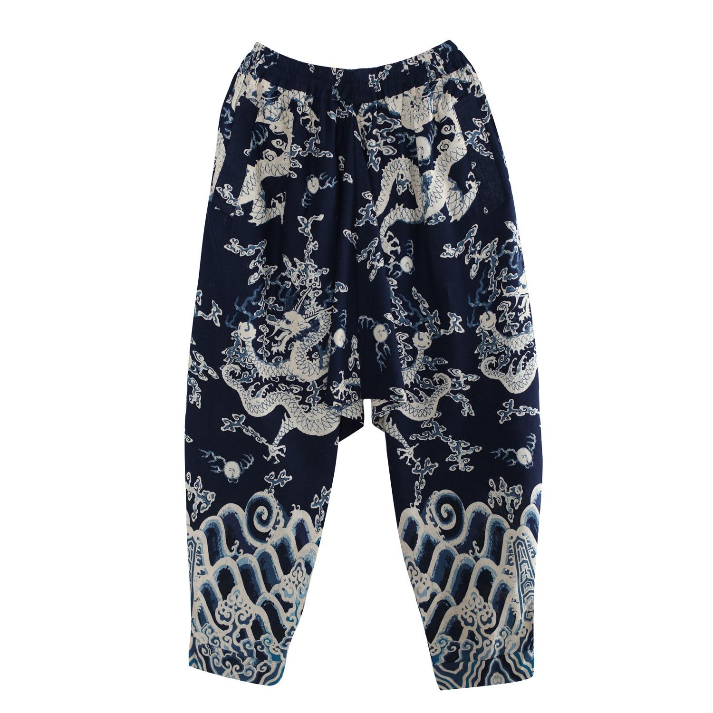 Pantalon 2018 Bon Avec Et Haren Augure Coton Veste Style Vente Hommes Loisirs Nuages De Hiver D'hiver Chaude Folk Rongku Dragon xqwqSFWrA8