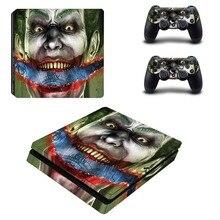 DC The Joker PS4 Slim Skin Sticker