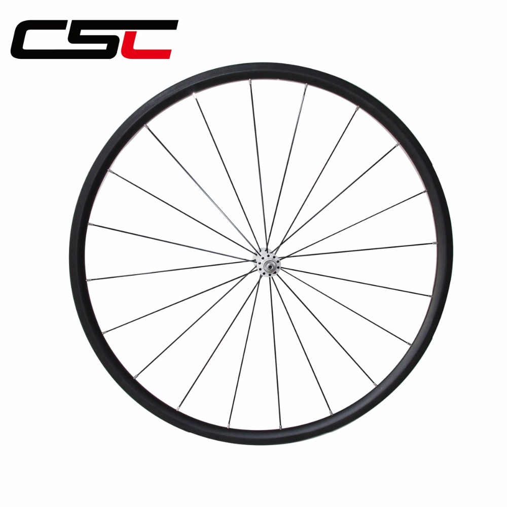 Single front rear wheel 25mm wide 38 50 60 88mm depth Clincher Tubular powerway R13 Carbon road bike Wheel Racing Bicycle �������� 215 60 r13