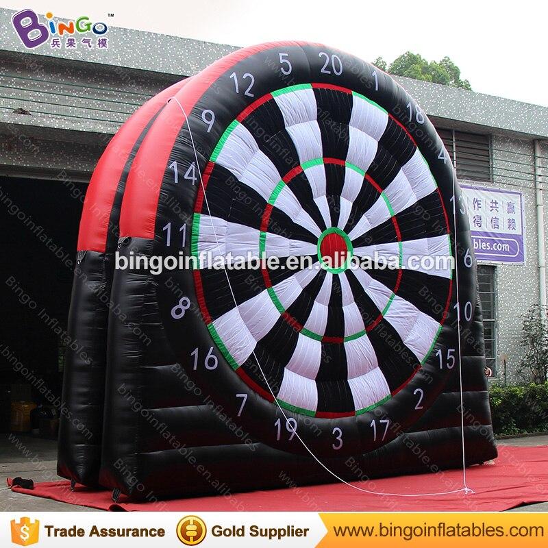 Aliexpress Com Buy G319 Soccer Shooting Custom: Aliexpress.com : Buy 16ft/5m Inflatable Soccer Dart Board