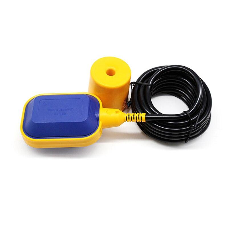 Hohe Qualität 250 V 10a 50 Hz Kabeltyp Schwimmerschalter Liquide Flüssigkeit Wasserstandsregler Sensor Mit Kabel 2 Mt 3 Mt 4 Mt Schwimm Ventil Buy One Give One Heimwerker Sanitär