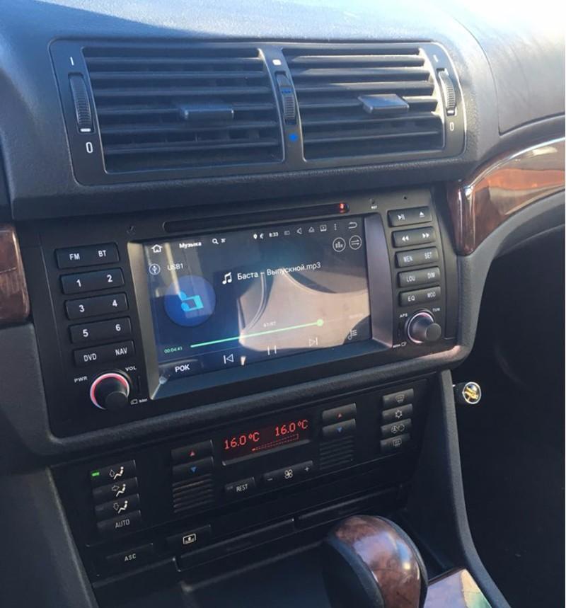 BMW E39 X5 CAR DVD (2)