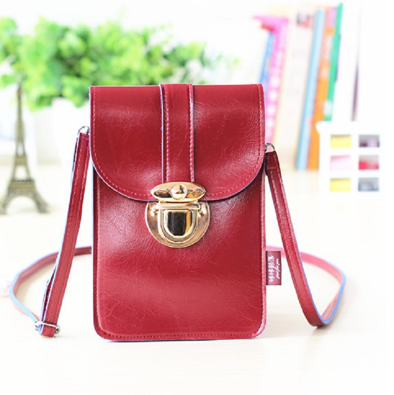 PU leather women handbags with lock mini messenger bags female coin purses  small pouch bolsas femininas bolsos mujer for girls 3f86f91896