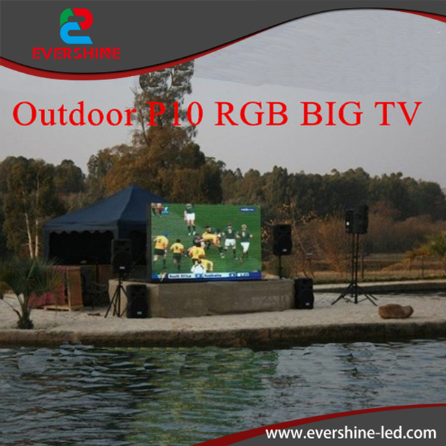 Tourist Resort High Quality LED Display Product 2 Years Warranty