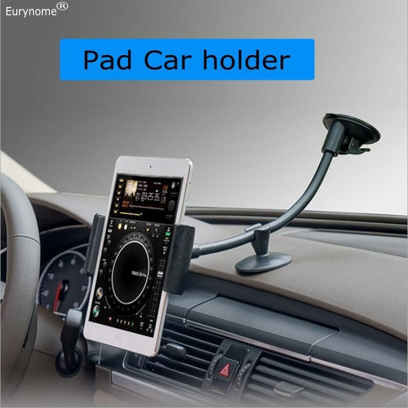 Car Mount Holder For Ipad Pro Air 2 3 9.7 Universal 9 to 10 inch - Mobile Phone Accessories and Parts
