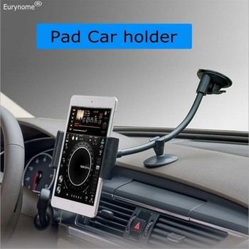 Car Mount Holder For Ipad Pro Air 2 3 9.7 Universal 9 to 10 inch Tablet Bracket for Samsung Tab T560 T550 For Huawei Mediapad