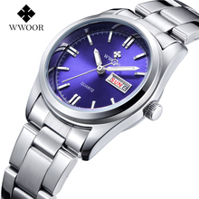 New Brand Relogio Feminino Date Day Clock Female Stainless Steel Watch Ladies Fashion Casual Watch Quartz Wrist Women Watches цена в Москве и Питере