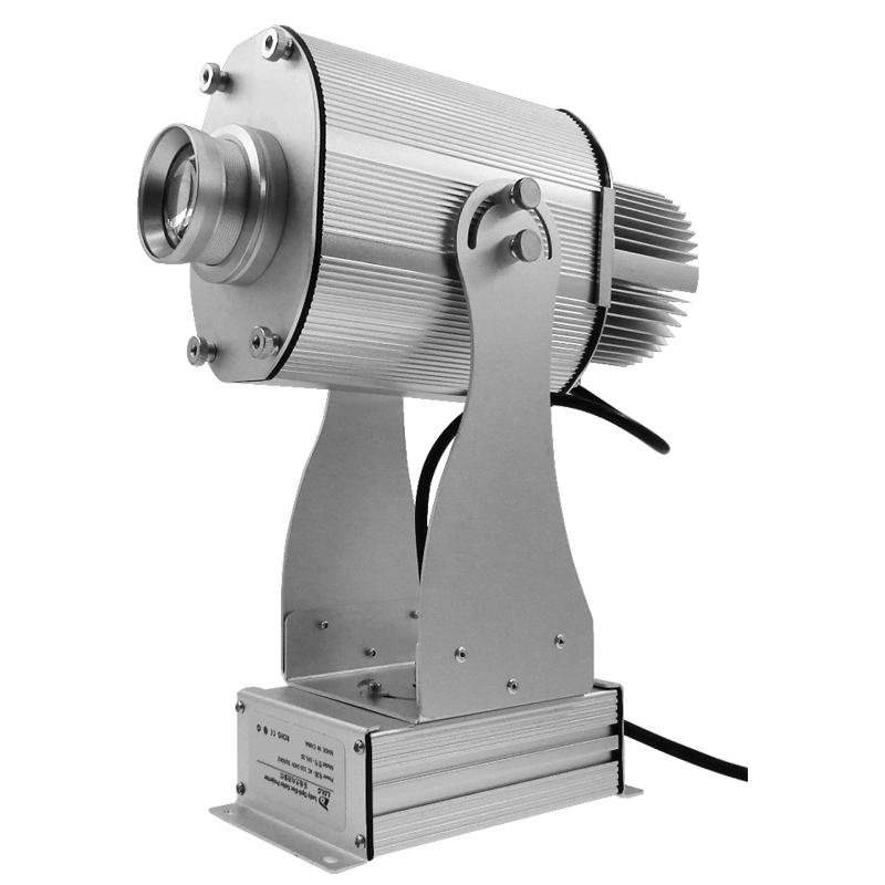 2016 gran venta al aire libre rotatorio 40W LED imagen proyector - Iluminación de vacaciones - foto 2