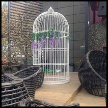 1PCS Iron wedding decoration props bird cage furnishings outdoor square, park large