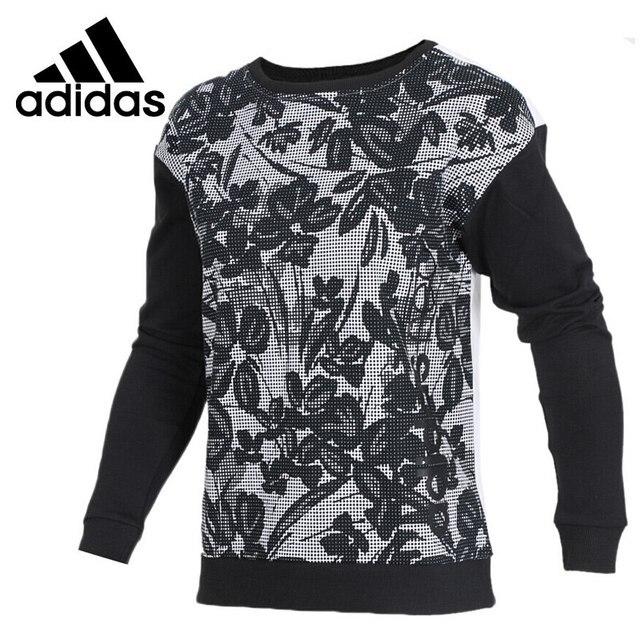 Оригинальный Новое поступление 2018 Adidas Neo Label W избранного Swea Для мужчин пуловер Майки Спортивная