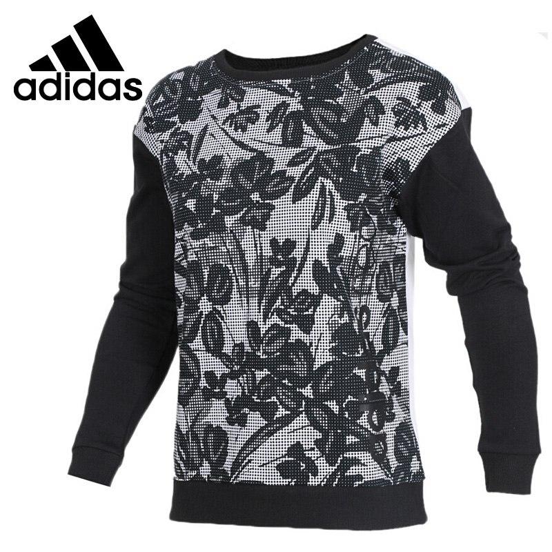 Original New Arrival 2018 Adidas Neo Label W Fav Swea Mens Pullover Jerseys Sportswear