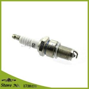 Image 5 - 10x F7TC Spark Plug For Honda GX120 GX160 GX200 GX240 GX270 GX340 GX390 Generator Lawnmower