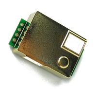 1PCS Module MH Z19 Infrared Co2 Sensor For Co2 Monitor Free Shipping New Stock Best Quality