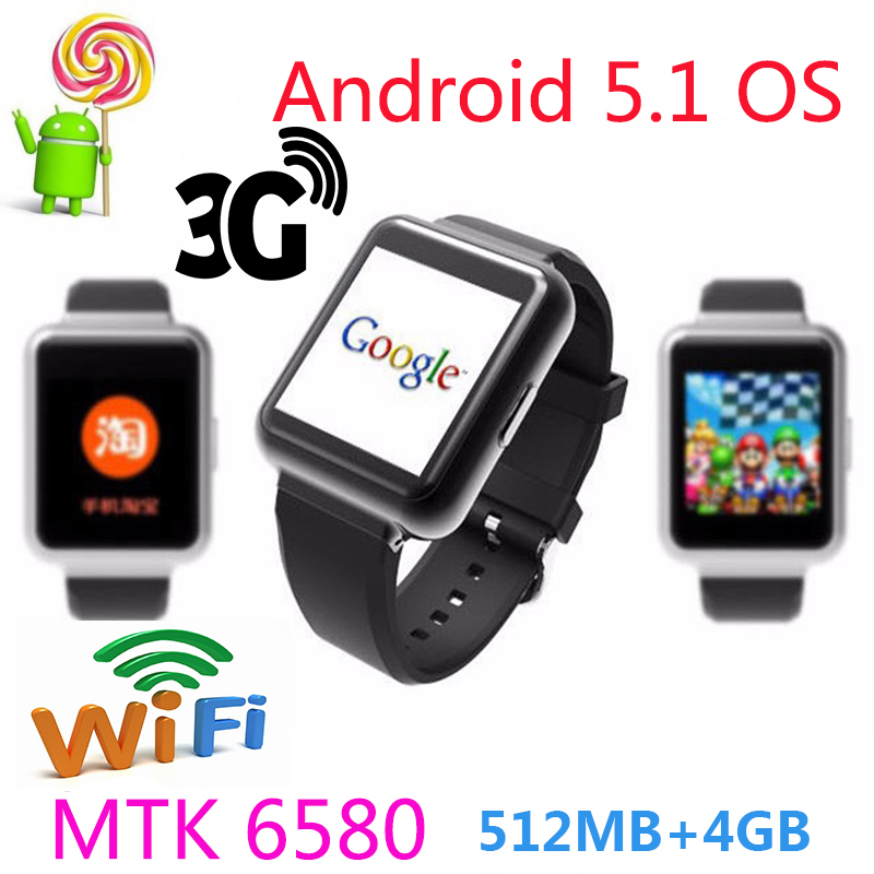font b Smartwatch b font Bluetooth Android 5 1 Q1 Wristwatch WiFi GPS 4 core