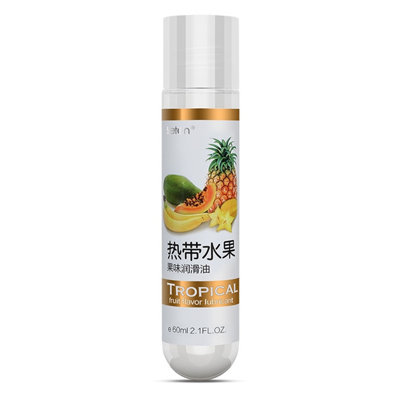 Personal lubricant oil Sexual Lubrication anal sex lubricant 60ML Water-soluble lubrication Japan Brand Vanessa water based gel