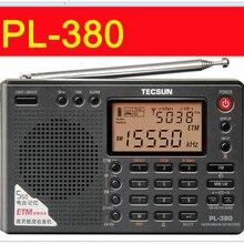 TECSUN PL-380 DSP с ETM PLL WORLD BAND Радио PL380