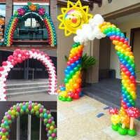 3 m x 2.5 m Decoração Festival Suprimentos do Arco Do Balão Para A Festa de Casamento Evento Local Com Alta Qualidade