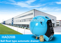 New 1 2 BSP Automatic Drainer Automatic Drain Valve Compressed Air Condensate Ball Float Type Automatic