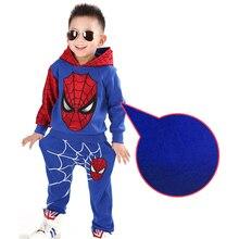 Spider Man Costume Dress For Boys