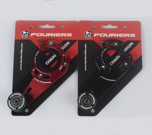 ФОТО FOURIERS bike 2X e -type BB system chain guide MTB bike bicycle chain guide Chain Drop Catcher bike part bicycle chain protector
