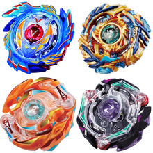 ФОТО hot 6 top beyblade burst toupie beyblade metal fusion arena spinning top beyblade toys with launcher for children boy gift toy