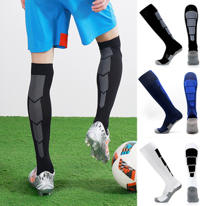 Nylon Long Tube Socks Football